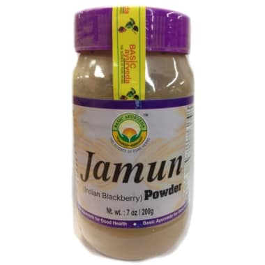 Basic Ayurveda Jamun Powder