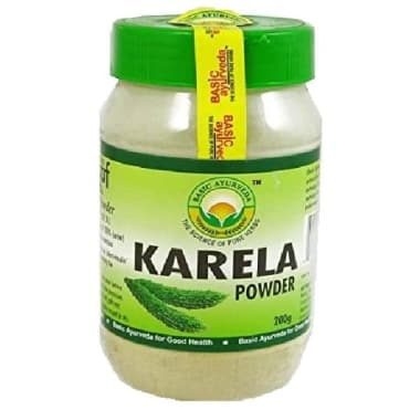 Basic Ayurveda Karela Powder
