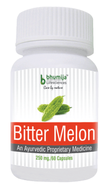 Bhumija Lifesciences Bitter Melon 250mg Capsule