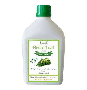 Bhumija Lifesciences Neem Leaf Juice Sugar Free