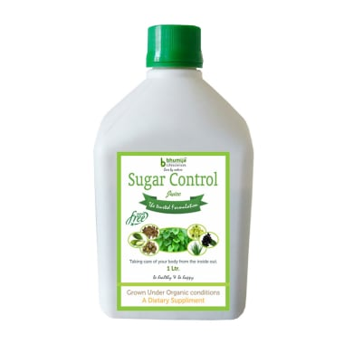 Bhumija Lifesciences Sugar Control Juice Sugar Free