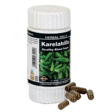 Herbal Hills Karelahills Capsule