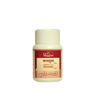Dhootapapeshwar Kamadugha Plain Vati Pack Of 2