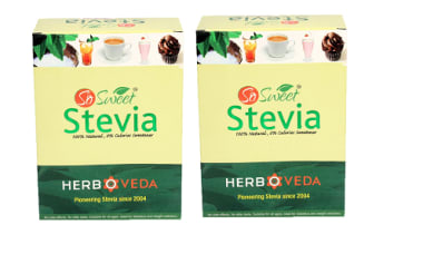So Sweet Stevia Sachet Pack Of 2