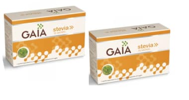 Gaia Stevia Sachet Pack Of 2