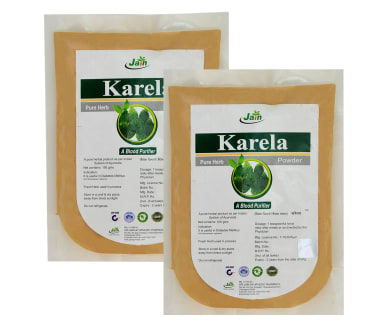 Jain Karela Powder Pack Of 2