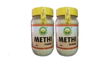 Basic Ayurveda Methi Powder Pack Of 2