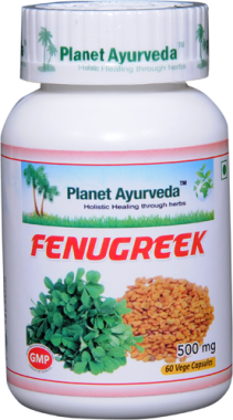 Planet Ayurveda Fenugreek Capsule