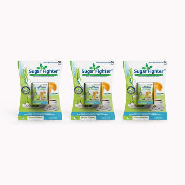 Sugar Fighter Stevia Tablet Pack Of 3