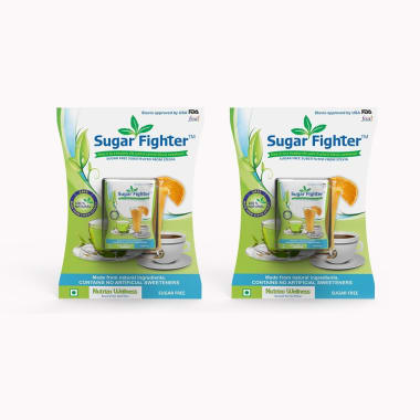 Sugar Fighter Stevia Tablet Pack Of 2
