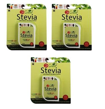 So Sweet Stevia Tablet Pack Of 3