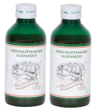 Kairali Nishakathakadi Kashayam Pack Of 2