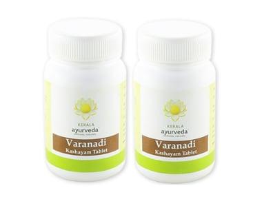 Kerala Ayurveda Varanadi Kashayam Tablet Pack Of 2