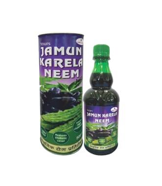 Yours Jamun Karela Neem Juice