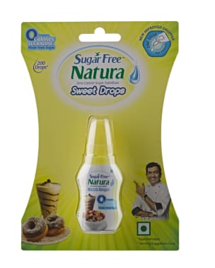 Sugar Free Natura Sweet Drop