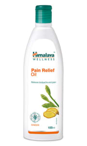 Himalaya Wellness Pain Relief Oil