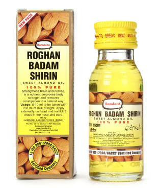 Hamdard Roghan Badam Shirin