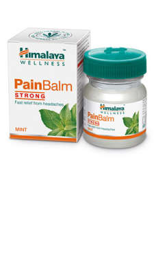 Himalaya Wellness Pain Balm Strong