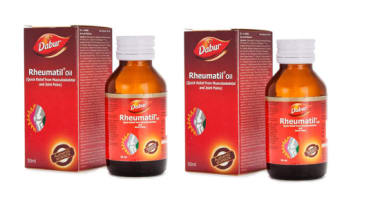 Dabur Rheumatil Oil Pack Of 2