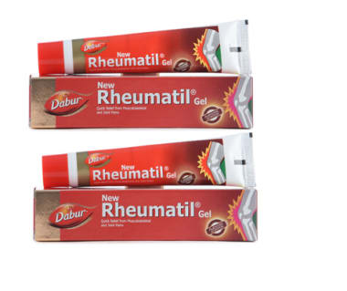 Dabur Rheumatil Gel Pack Of 2