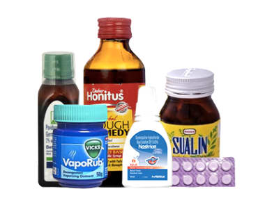 Cough And Cold Relief Kit