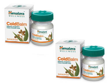 Himalaya Wellness Cold Balm Pack Of 2