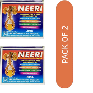 Neeri Tablet Pack Of 2