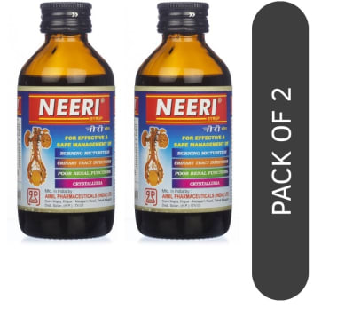 Neeri Syrup Pack Of 2