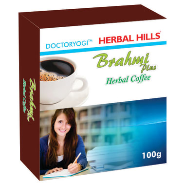 Herbal Hills Brahmi Plus Herbal Coffee Powder
