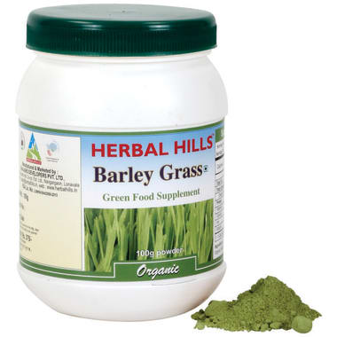 Herbal Hills Barley Grass Powder