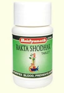 Baidyanath Raktashodhak Bati Tablet