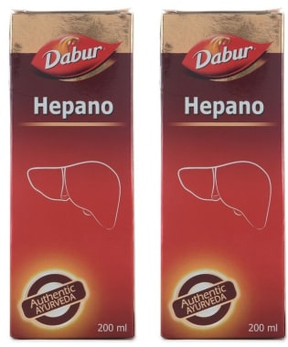 Dabur Hepano Syrup Pack Of 2