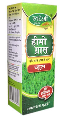 Swadeshi Hemograss Juice