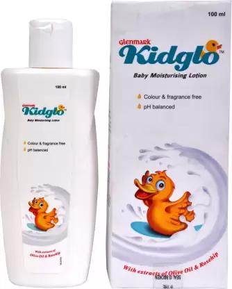Kidglo Baby Moisturising Lotion