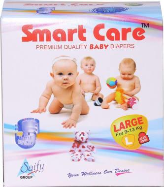 Smart Care Baby Diaper L