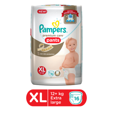 Pampers Premium Care Pants Diaper Xl