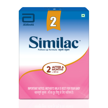 Similac Follow-up Formula Stage 2