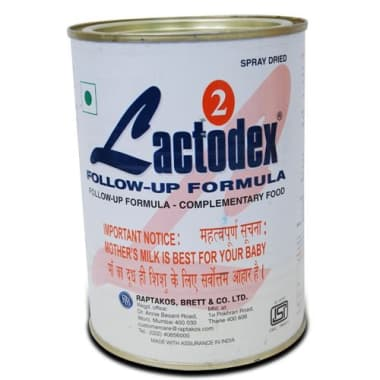 Lactodex 2 Follow Up Formula Powder