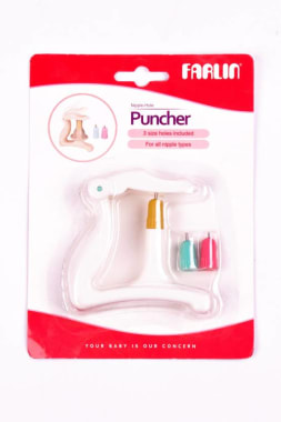 Farlin Nipple-hole Puncher