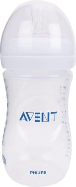 Philips Avent Natural 260ml Feeding Bottle