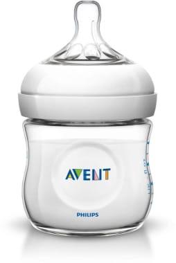 Philips Avent Natural 125ml Feeding Bottle