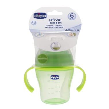 Chicco Soft Cup Green