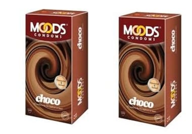 Moods Condom Chocolate Pack Of 2