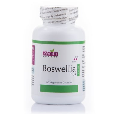Zenith Nutrition Boswellia Plus 250mg Capsule