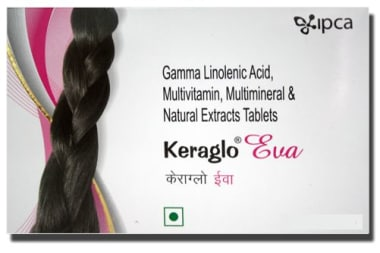 Keraglo Eva Tablet