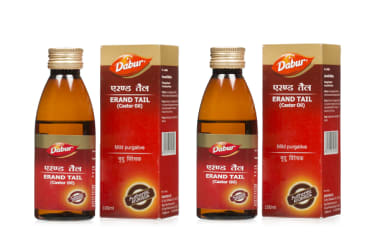 Dabur Erand Tail Pack Of 2