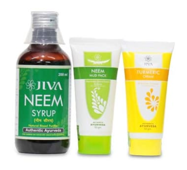 Jiva Anti-acne Combo