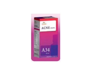 Allen A34 Acne Drop