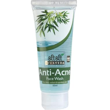 Sri Sri Tattva Anti-acne Face Wash