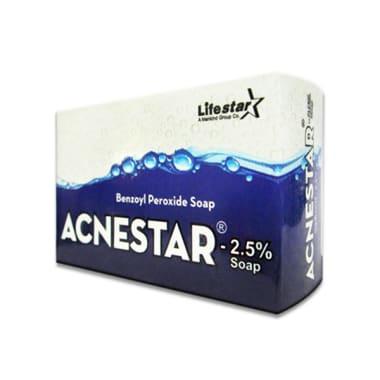 Acnestar -2.5% Soap